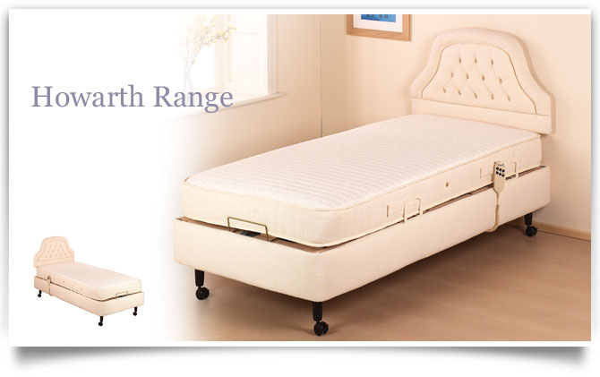 Howarth Range of Electric Beds