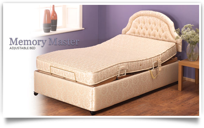 The memory Master Adjustable Bed Mattress